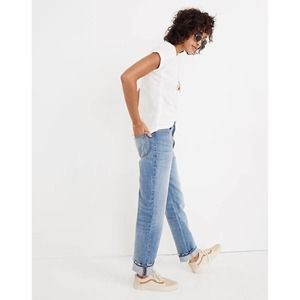 Madewell Button Fly Dadjean 28